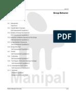 Management Process & Organization Behavior Notes 10
