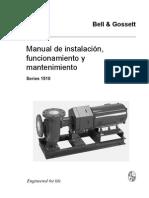 Manual  Bombas B