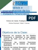 Analisis de Est Financieros UMG 2011