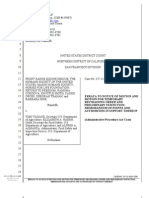 New (TRO) Temporary Restraining Order Motion