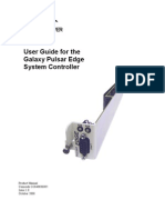 GE Pulsar Controller Operating Manual