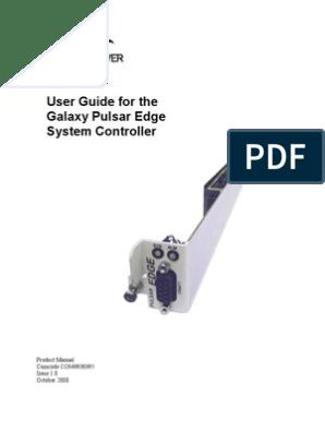 GE Pulsar Controller Operating Manual | Electrical Wiring