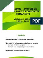 Situatia+Activitatilor+de+Turism+Ale+MDRT+2009 2011