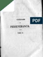 Abate J Gaume - Catecismo de Perseverancia Tomo 3-8