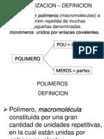 Polimerizacion Parte 1