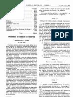 Decreto-lei 121_92 - Ciclo de Vida Dos Documentos
