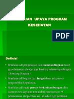 7. Penilaian Program Kesehatan