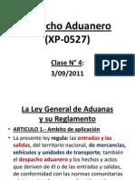 Clase 4-Leygeneraldeaduanas-conceptos y Alcances