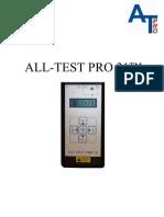 At Pro 31 Manual