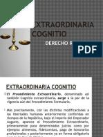 Extraordinaria Cognitio