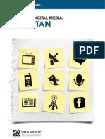 Pakistan - Mapping Digital Media