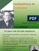 Obras Arquitectc3b3nicas de Le Corbusier