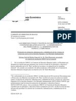 El derecho de restitución, indemnización y rehabilitación (ONU)