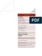 Matriz de competencias - Gustavo Guillén Guerra
