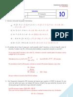 Examen 2 2a Eval Sol