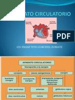 Aparatocirculatorio EXPO Segunda Unidad Clase 1