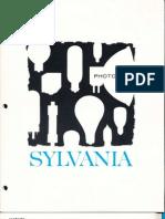 Sylvania Photolamps Catalog 1969