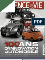 [RevistasEnFrancés] Ciencia&Vida_Edición Especial - los100AñosDelAutomóvil