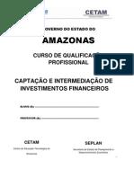 Apostila Captacao e Intermediacao de Recursos Financeiros