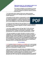 TERAPIAS COMPLEMENTARIAS REIKI Y EL TRATAMIENTO DIRECTO EN HÍGADO