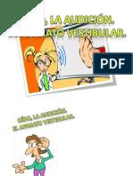 Audicion Sist Vestibular