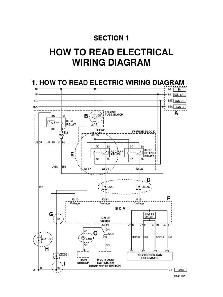 Como Leer Un Diagrama Electrico Power Supply Fuse Electrical Reading Wiring Diagrams Circuit