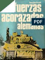 San Martin Libro Armas 24 Las Fuerzas Acorazadas Alemanas