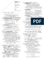 3DVectorGeometryLinesPlanes070113