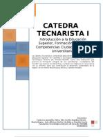 Catedra i - Curriculum (1)
