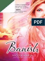 Banish by Nicola Marsh - Chapter Sampler