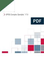 SPSSComplexSamples17.0