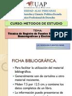 20 Tecnicas de Registro de Fuentes Bibliograficas-hemerografica-electronicas