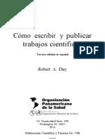 Cómo escribir y publicar trabajos científicos - Robert.A.Day