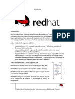 Manual DHCP Red Hat 6.1