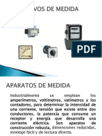 Dispositivos de Medida