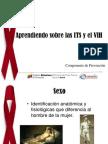Aprendiendo Sobre Las ITS y El VIH