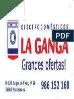 La Ganga12 x 6