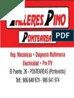 Talleres Pino 12 x 6