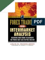 Forex Trading Using Intermarket Analysis-Louis Mendelsohn
