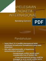 penyelesaiansengketaint11