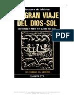 Mahieu, Jacques de - El Gran Viaje Del Dios-Sol