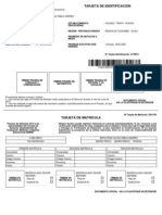 PSU TarjetaDeIdentificacion