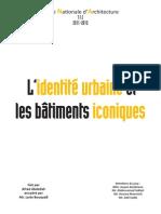 L'identité urbaine et les bâtiments iconiques