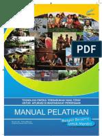 Training Manual Renewable Energy_Green PNPM-DANIDA