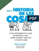 La Historia de Las Cosas - Annie Leonard