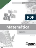 FOCALIZADO MT-10_Inecuaciones Lineales - Circunferencia y Crculo II