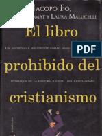 El Libro Prohibido Del Cristianismo Jacopo Fo Et Al 2000