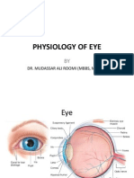 1st Lecture on Physiology of Eye by Dr. Roomi