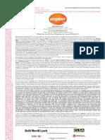 Preliminary Prospectus (Main Body)