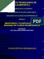 U-1 Definicion, Clasificacion e Importancia
